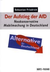 """Zum Buch """"Der Aufstieg der AfD"""" von Sebastian Friedrich für 7,90 € gehen."""