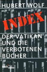 """Zum Buch """"Index"""" von Hubert Wolf für 12,95 € gehen."""