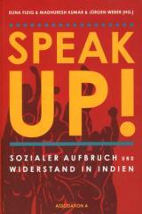 """Zum Buch """"Speak Up!"""" von Fleig, Kumar und Weber für 18,00 € gehen."""