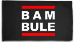 "Zur Fahne / Flagge (ca. 150x100cm) ""BAMBULE"" für 15,60 € gehen."