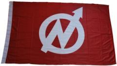 """Zur Fahne / Flagge (ca. 150x100cm) """"Besetzt"""" für 13,00 € gehen."""