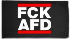"""Zur Fahne / Flagge """"FCK AFD"""" für 12,00 € gehen."""