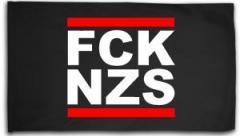 """Zur Fahne / Flagge (ca. 150x100cm) """"FCK NZS"""" für 12,67 € gehen."""