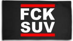 """Zur Fahne / Flagge (ca. 150x100cm) """"FCK SUV"""" für 15,60 € gehen."""