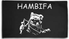 """Zur Fahne / Flagge (ca. 150x100cm) """"Hambifa"""" für 16,00 € gehen."""