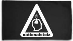 """Zur Fahne / Flagge (ca. 150x100cm) """"Nationalstolz"""" für 16,00 € gehen."""