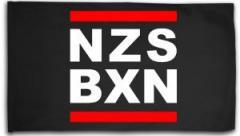 """Zur Fahne / Flagge (ca. 150x100cm) """"NZS BXN"""" für 16,00 € gehen."""