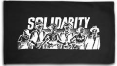 "Zur Fahne / Flagge (ca. 150x100cm) ""Solidarity"" für 16,00 € gehen."