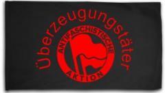 """Zur Fahne / Flagge (ca. 150x100cm) """"Überzeugungstäter Fahnen"""" für 16,00 € gehen."""