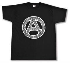 """Zum T-Shirt """"Anarchie - Tribal"""" für 12,67 € gehen."""