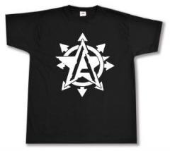 """Zum T-Shirt """"Anarchy Star"""" für 12,67 € gehen."""