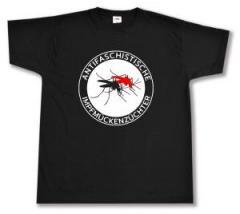 """Zum T-Shirt """"Antifaschistische Impfmückenzüchter"""" für 13,00 € gehen."""