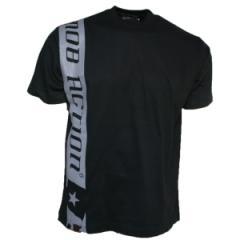 """Zum T-Shirt """"Band black"""" für 19,95 € gehen."""
