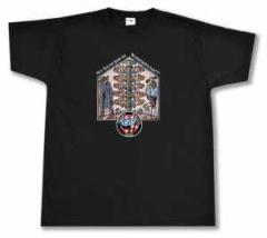 """Zum T-Shirt """"Bei Nazis foid da Watschnbaam!!!"""" für 12,00 € gehen."""