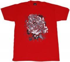 """Zum T-Shirt """"Comics red"""" für 12,00 € gehen."""