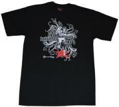 "Zum T-Shirt ""Fly Like a Butterfly, Sting Like a Bee"" für 13,00 € gehen."