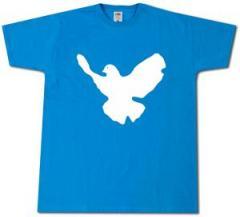 """Zum T-Shirt """"Friedenstaube"""" für 12,00 € gehen."""