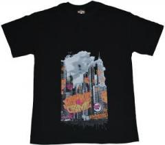 """Zum T-Shirt """"Graffiti Crime black"""" für 12,00 € gehen."""