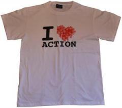 """Zum T-Shirt """"Heart (white)"""" für 22,32 € gehen."""