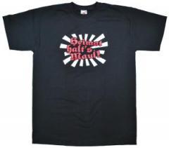 """Zum T-Shirt """"Heimat halt's Maul"""" für 12,00 € gehen."""