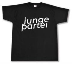 """Zum T-Shirt """"Junge Partei"""" für 15,00 € gehen."""