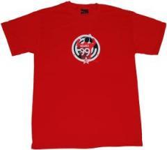 """Zum T-Shirt """"Lucarelli red"""" für 12,00 € gehen."""