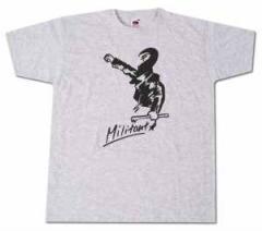 """Zum T-Shirt """"Militant"""" für 14,00 € gehen."""