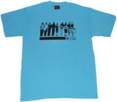 """Zum T-Shirt """"Mob blue"""" für 12,00 € gehen."""