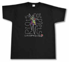 """Zum T-Shirt """"Niki de Saint Phalle Linksjugend"""" für 14,62 € gehen."""