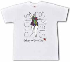 """Zum T-Shirt """"Niki de Saint Phalle Linksjugend"""" für 15,00 € gehen."""