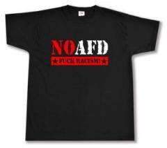 """Zum T-Shirt """"No AFD"""" für 12,00 € gehen."""