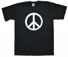 """Zum T-Shirt """"Peacezeichen"""" für 12,67 € gehen."""