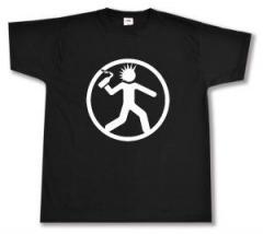 """Zum T-Shirt """"Punker mit Molli"""" für 13,00 € gehen."""