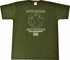 """Zum T-Shirt """"Rettet das Klima"""" für 14,62 € gehen."""