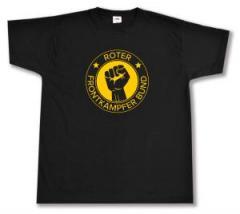 """Zum T-Shirt """"Roter Frontkämpfer Bund"""" für 12,67 € gehen."""