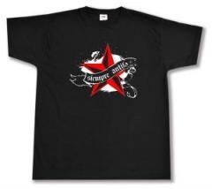 """Zum T-Shirt """"Siempre Antifascista"""" für 12,00 € gehen."""