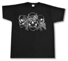 """Zum T-Shirt """"Skulls"""" für 12,67 € gehen."""