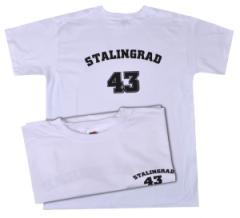 """Zum T-Shirt """"Stalingrad 43"""" für 12,00 € gehen."""