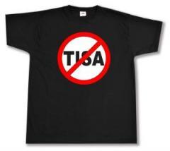 """Zum T-Shirt """"Stop TISA"""" für 12,67 € gehen."""