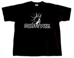 """Zum T-Shirt """"Streetpunk"""" für 12,67 € gehen."""