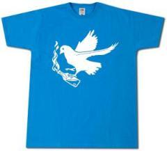"""Zum T-Shirt """"Taube mit Molli"""" für 13,00 € gehen."""