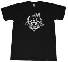 """Zum T-Shirt """"Vegan Hooligans"""" für 12,67 € gehen."""