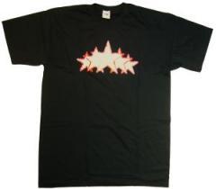 """Zum T-Shirt """"White Stars"""" für 12,67 € gehen."""