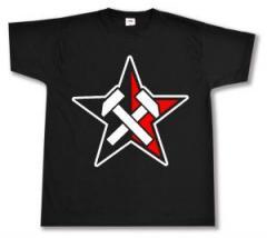 """Zum T-Shirt """"Working Class Stern"""" für 12,67 € gehen."""