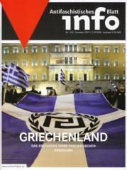 """Zur Zeitschrift """"Antifaschistisches Infoblatt Nr. 103"""" für 3,50 € gehen."""