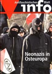 """Zur Zeitschrift """"Antifaschistisches Infoblatt Nr. 88"""" für 3,10 € gehen."""