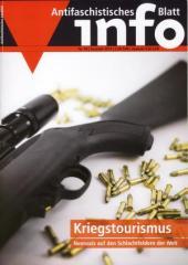 """Zur Zeitschrift """"Antifaschistisches Infoblatt Nr. 99"""" für 3,50 € gehen."""
