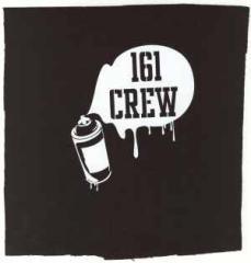 """Zum Aufnäher """"161 Crew - Spraydose"""" für 1,50 € gehen."""