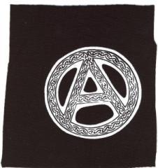 """Zum Aufnäher """"Anarchie - Tribal"""" für 1,50 € gehen."""