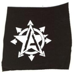 """Zum Aufnäher """"Anarchy Star"""" für 1,50 € gehen."""